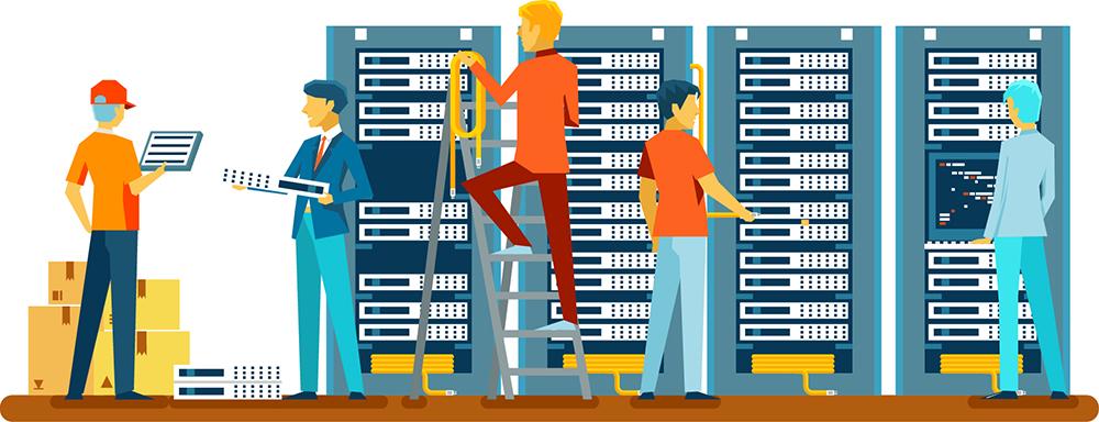 cơ sở hạ tầng mạng infrastructure